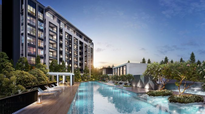 Artist's Impression . Mayfair Modern Condo Pool