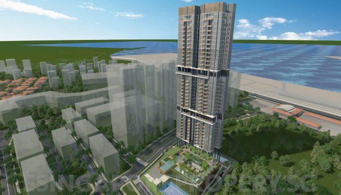 The Sky Everton Condominium . Singapore