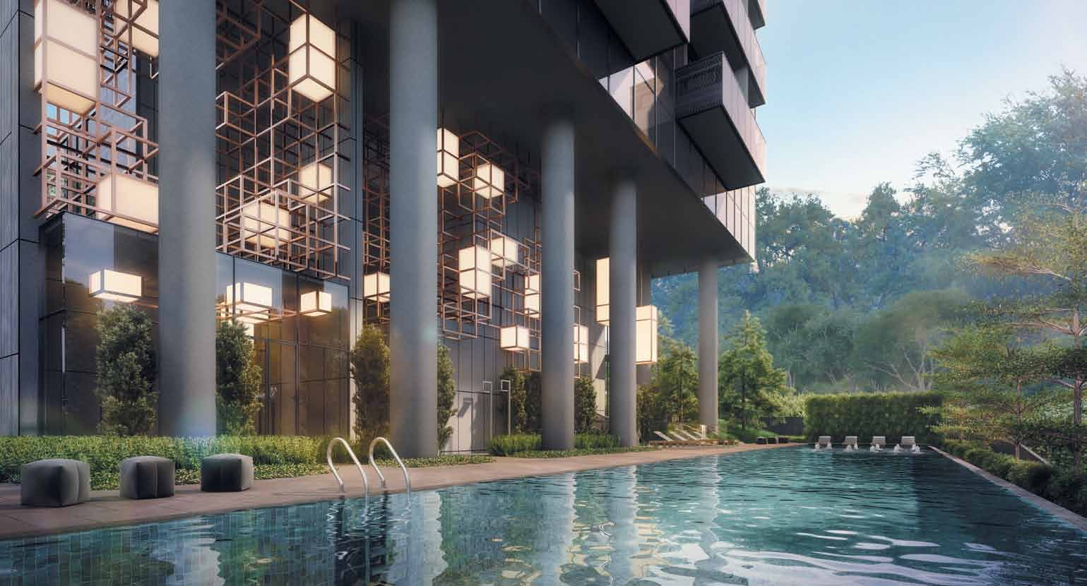 3 Cuscaden by Sustained Land . Developer for Coastline Residences Condo Singapore