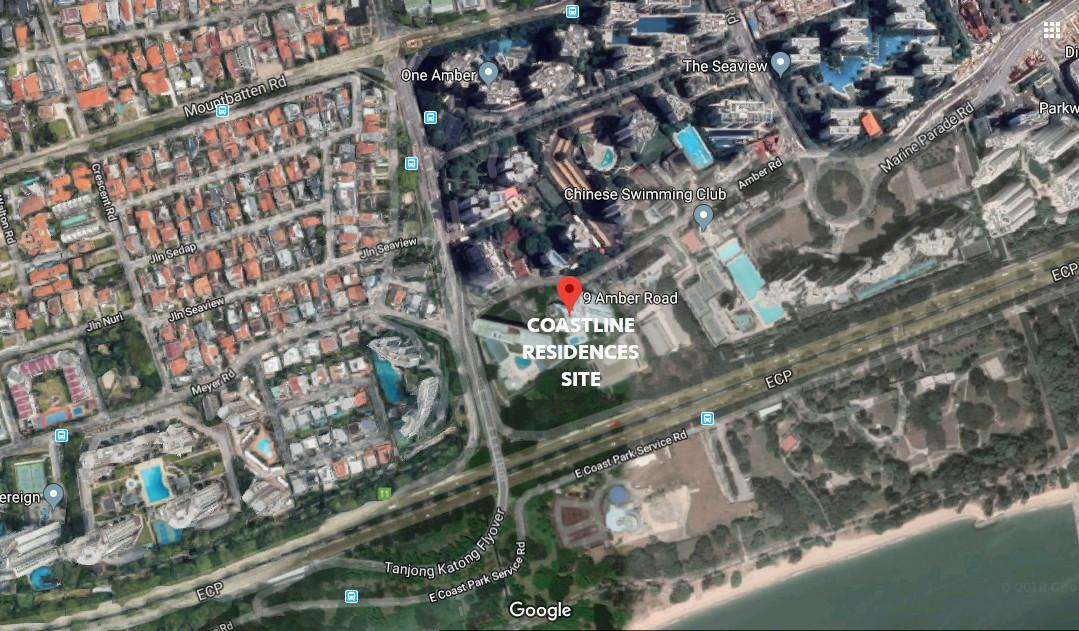 The Condominium Location & Site