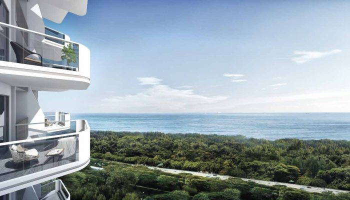Coastline Residences Condo Sea Views