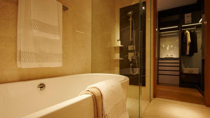 Marina One Showflats 4 Bedroom Bathroom Master
