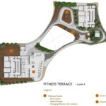 New Futura Condo Level 3 Fitness Terrace