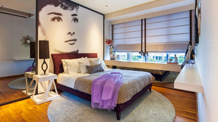 Brooks Signature Terrace House Bedroom