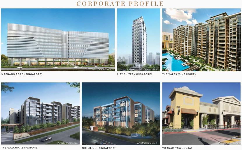 Developer SingHaiYi Corporate Profile