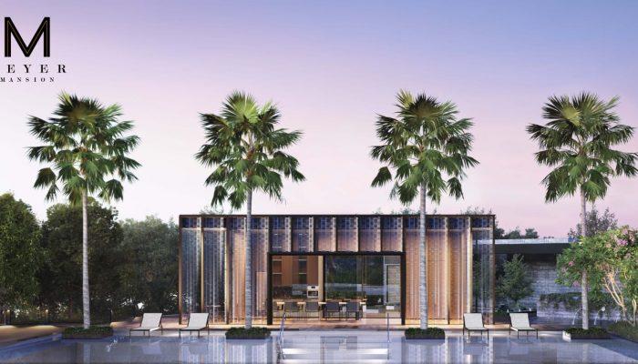 Meyer Mansion Condominium . Clubhouse