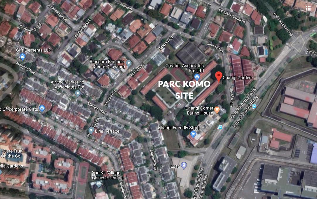 Parc Komo Site @ Former Changi Gardens