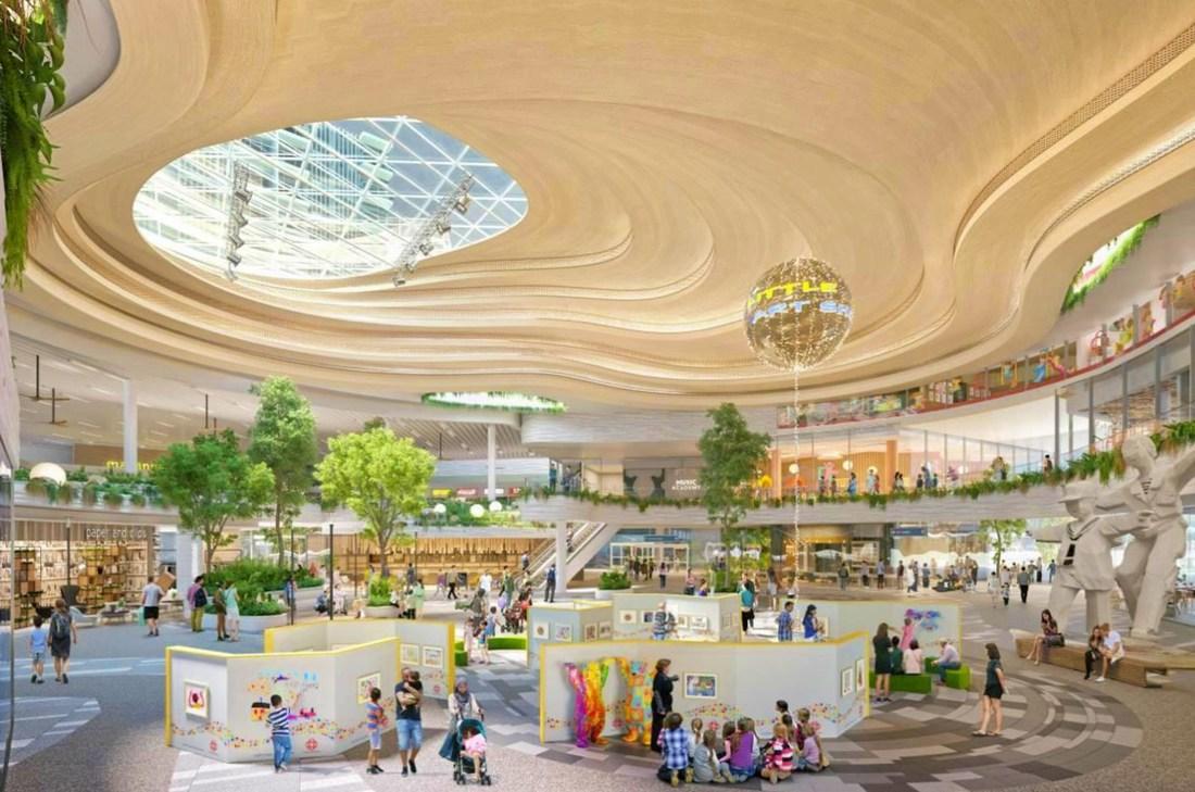 Sengkang Grand Residence . Public Spaces & Mall