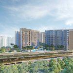 Artist's Impression . Sengkang Grand Residences Singapore