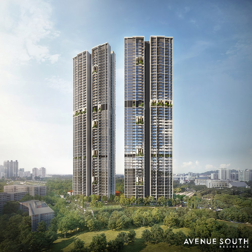 South Avenue Residence Singapore
