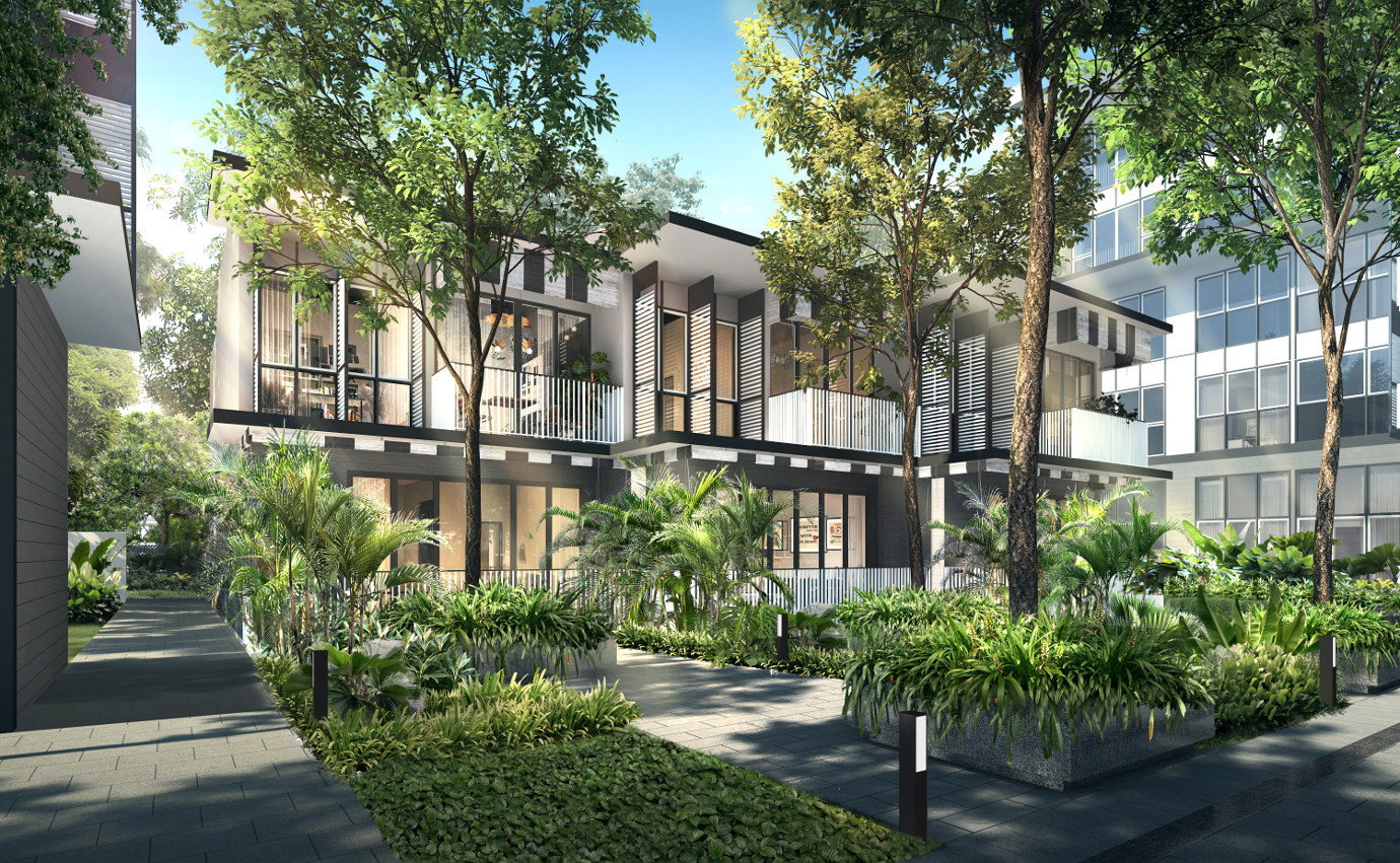 Verandah Residences by Oxley . Developer for Kent Ridge Hill Condo