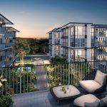 Verandah Residences Condo Garden