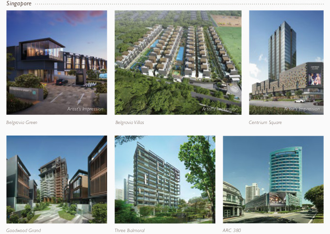 Some Other Developments by Tong Eng Group