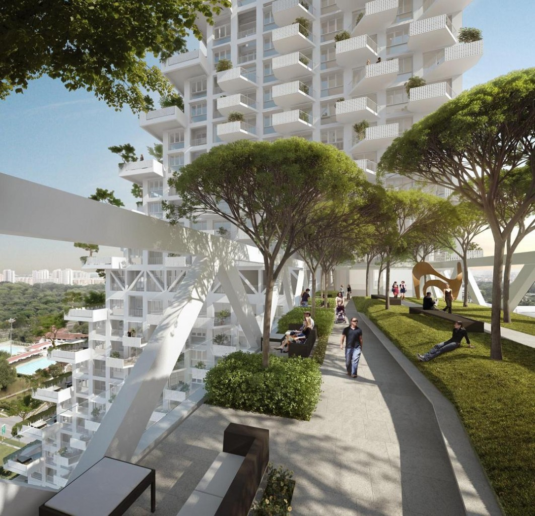 Garden City Apartments: Welcome To The Sky Habitat