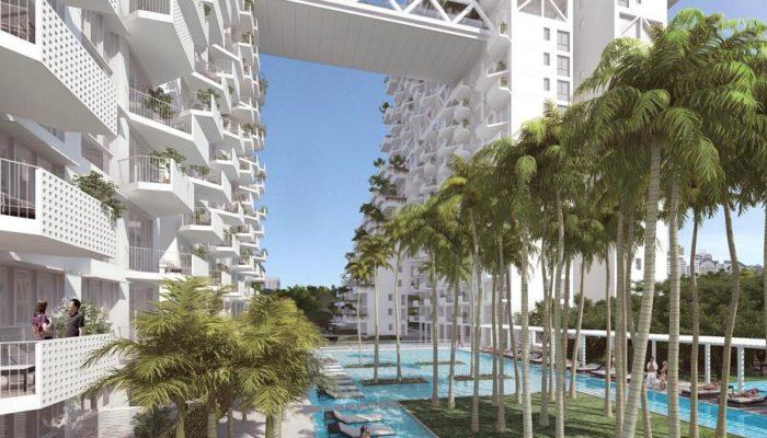 Sky Habitat Pool