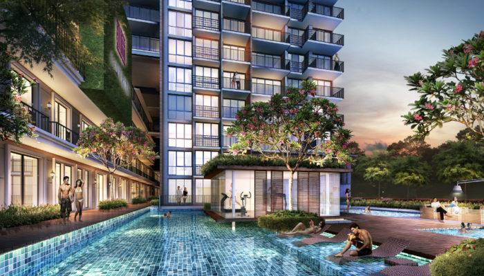Sant Ritz Potong Pasir Pool