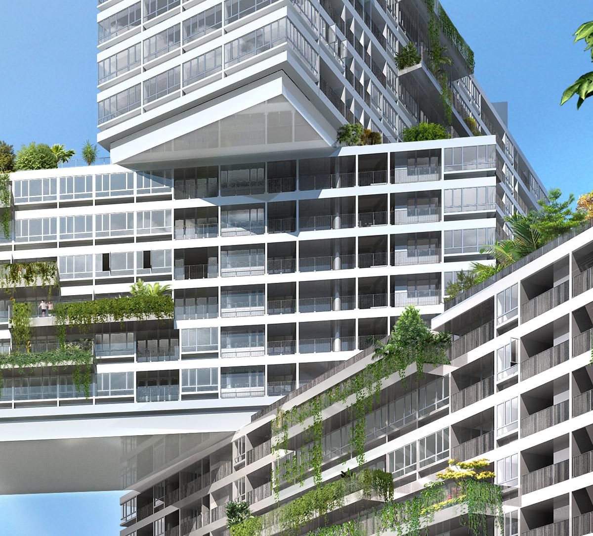 Condominium Apartment: Welcome To The Interlace Singapore