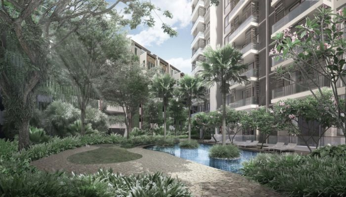 eCO Condo by Far East & Frasers Centrepoint