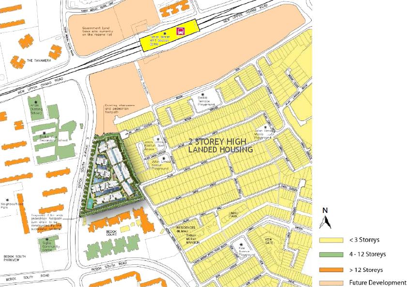 eCO Location Plan