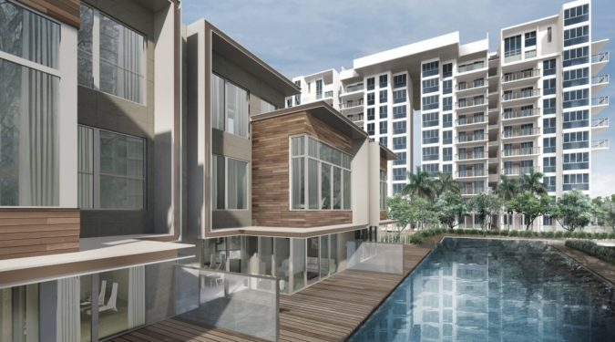 eCO Townhouses @ Bedok