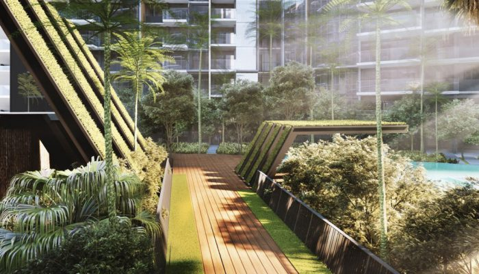 Affinity Condo Landscaping