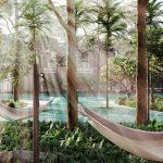 Affinity Serangoon Facilities Hammock Pool