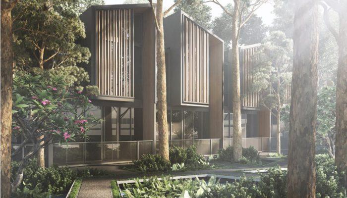Affinity @ Serangoon Strata Landed Houses