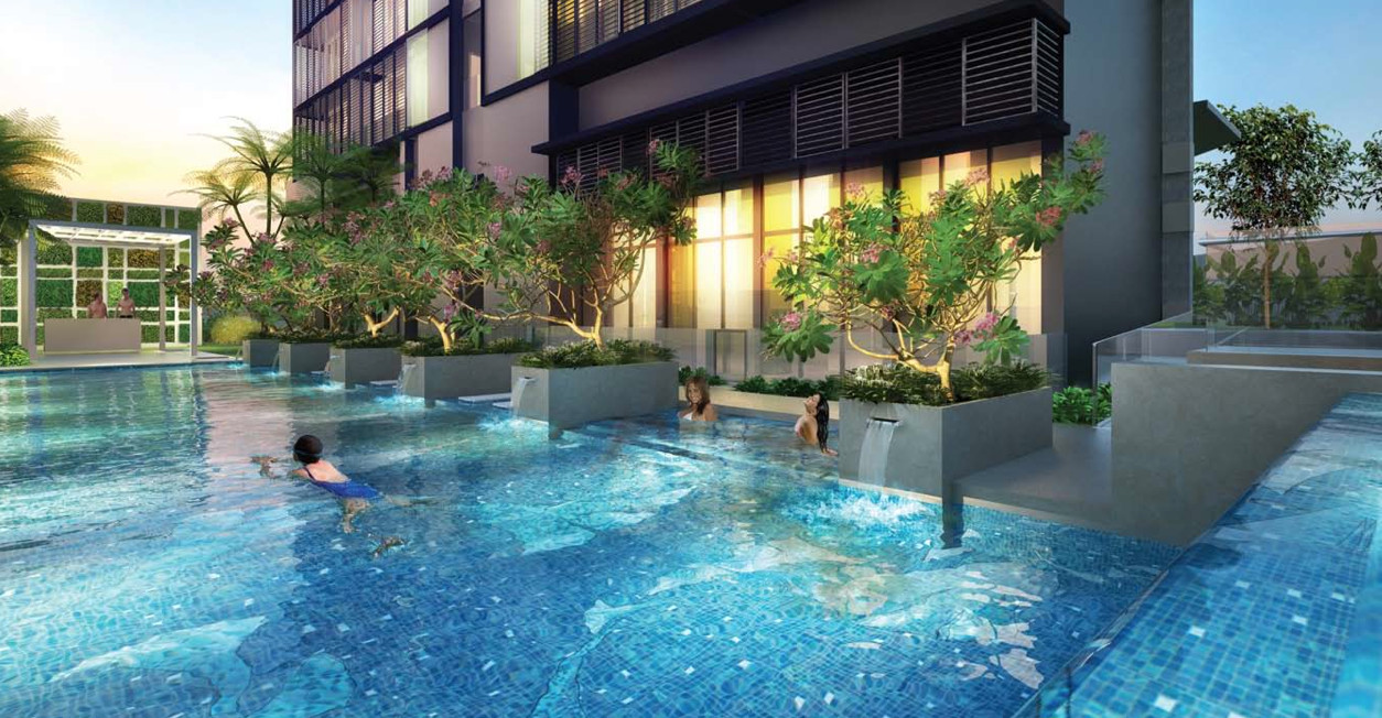 Boutiq by KSH Developer for Affinity Condo at Serangoon