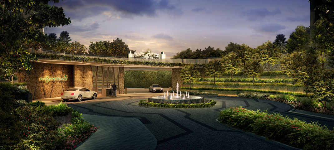 Eco Sanctuary by SP Setia Developer for Daintree Condo
