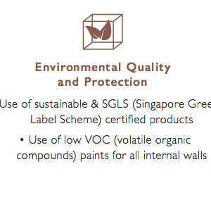 New Futura Eco-Green . Environmental Quality