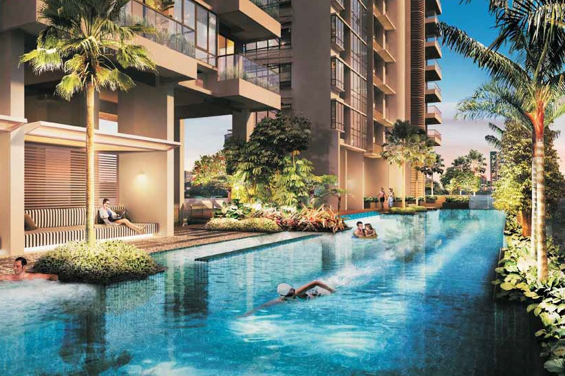 Lincoln Suites by Heeton Holdings . JV Developer for Park Colonial Condo