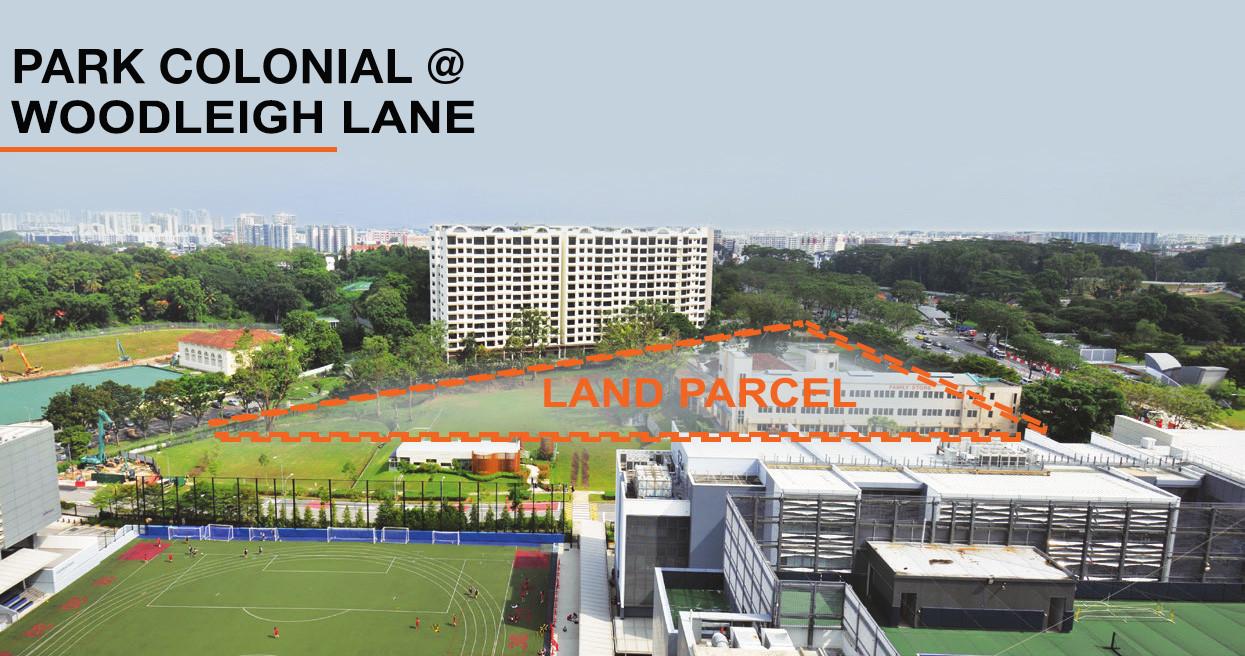Park Colonial Condo Site @ Woodleigh Lane