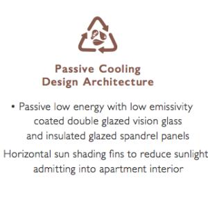 New Futura Condo . Passive Cooling