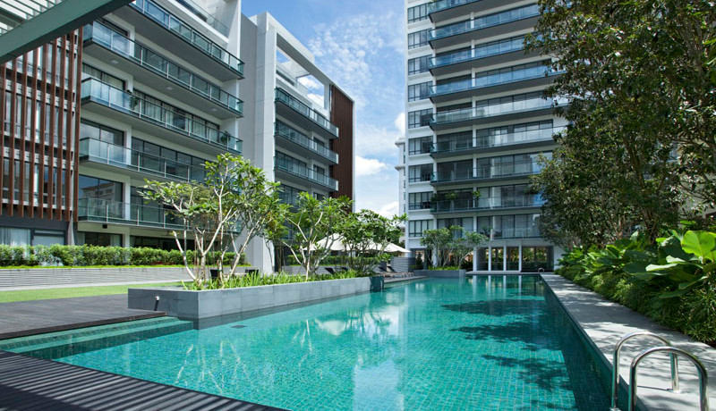 Sui Generis by Kajima . Developer for Woodleigh Residences & Mall