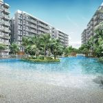 The Jovell Condo Beach Pool