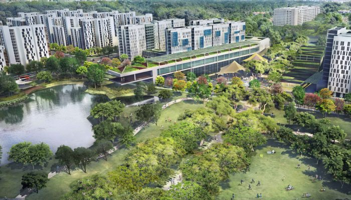 Woodleigh Residences Mixed Development Bidadari