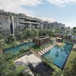 Kent Ridge Hill Residences . Singapore