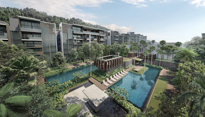 Kent Ridge Hill Residences Singapore