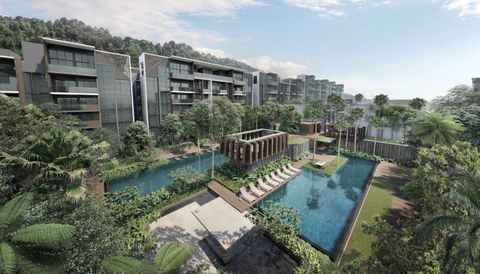 Kent Ridge Hill Residences Singapore