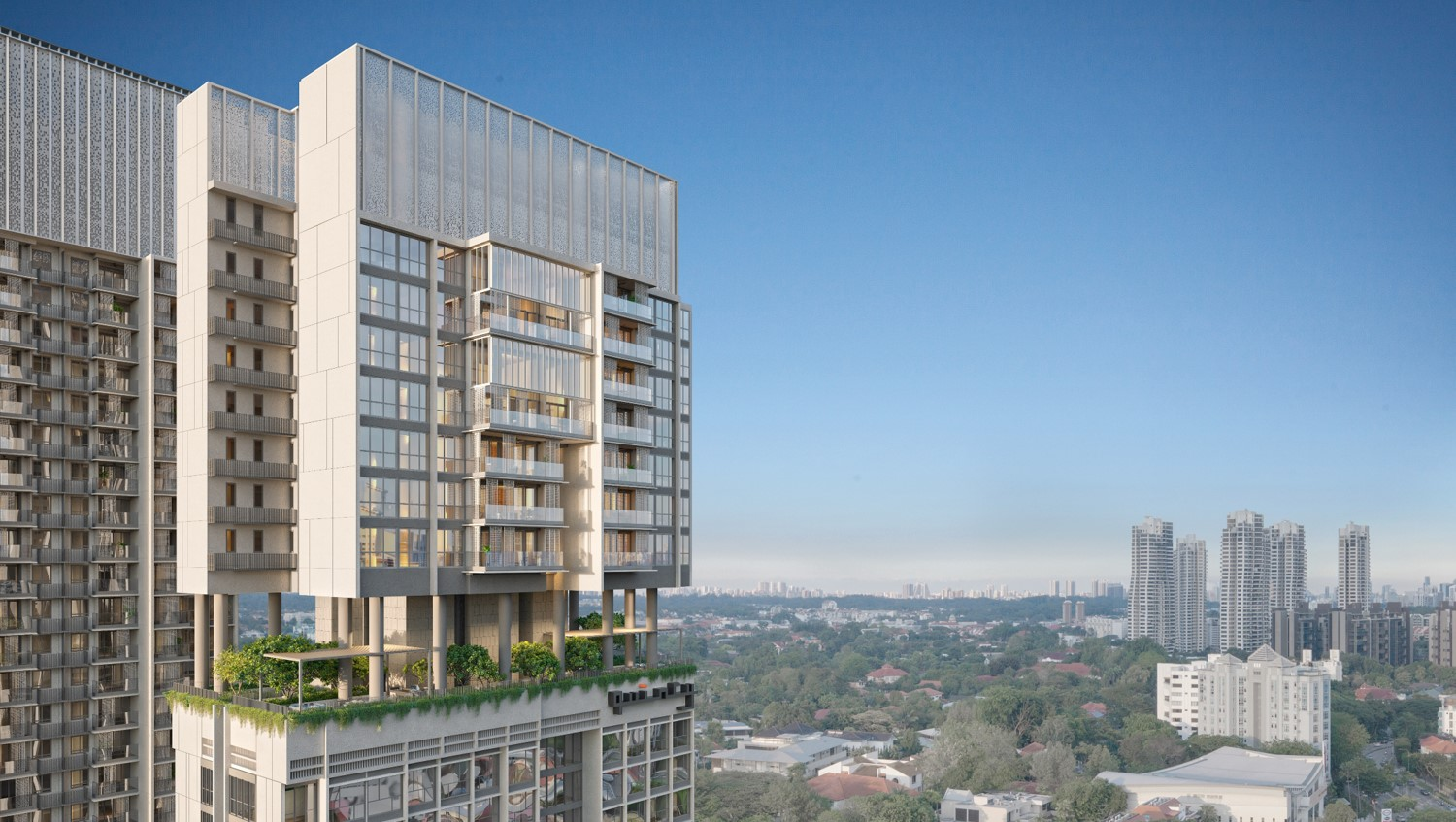 One Holland Village Condo . Quincy Private Residences
