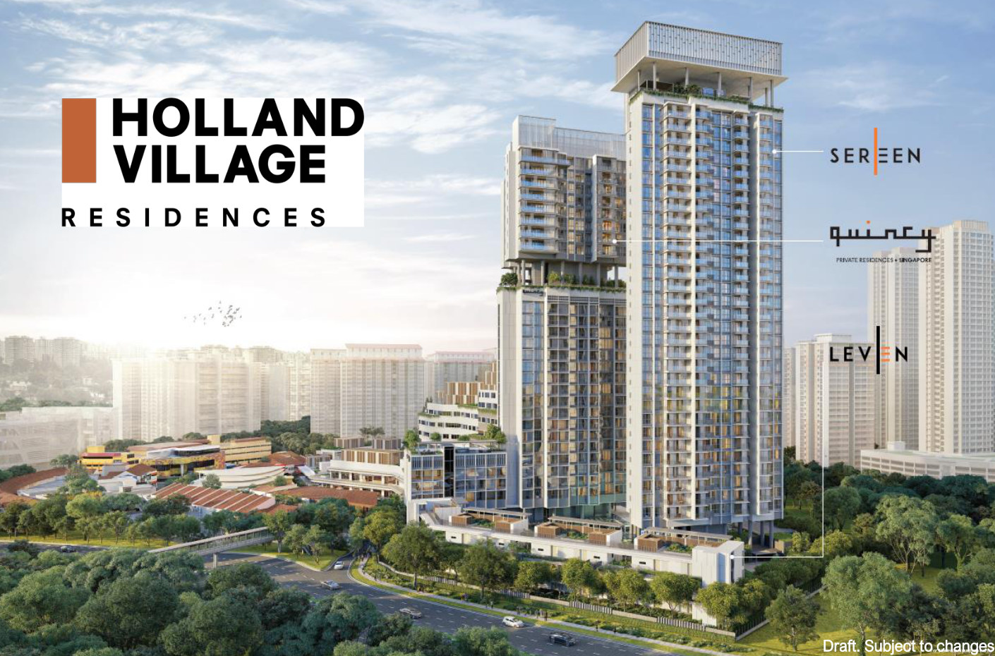 1 Holland Village Residences