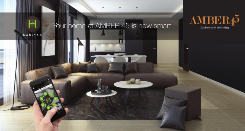 Amber 45 Condo Smart Home System