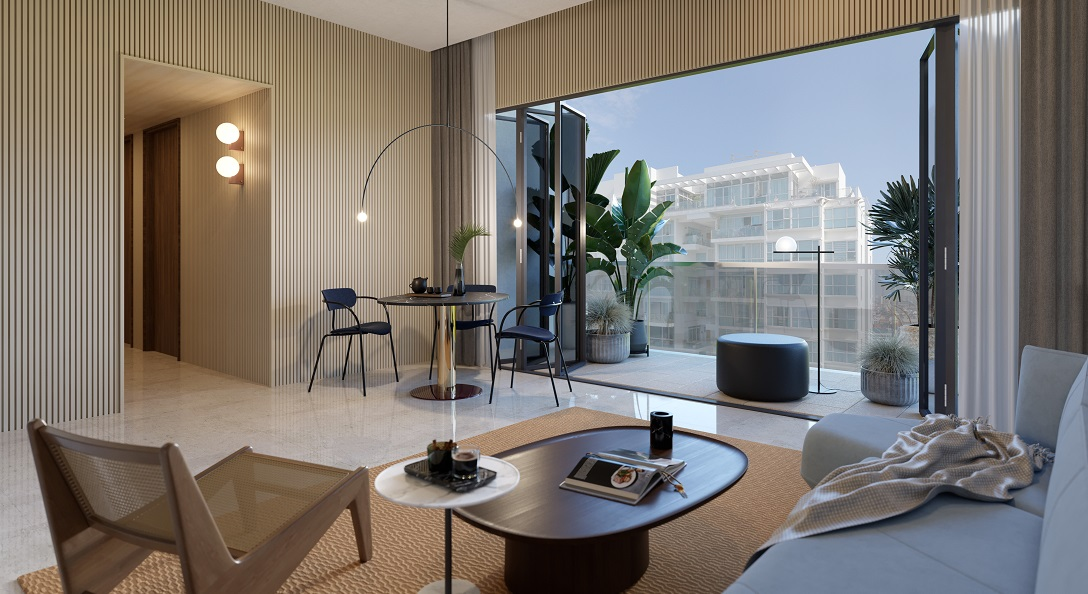 Amber Sea Condo Showflat . 3 Bedroom
