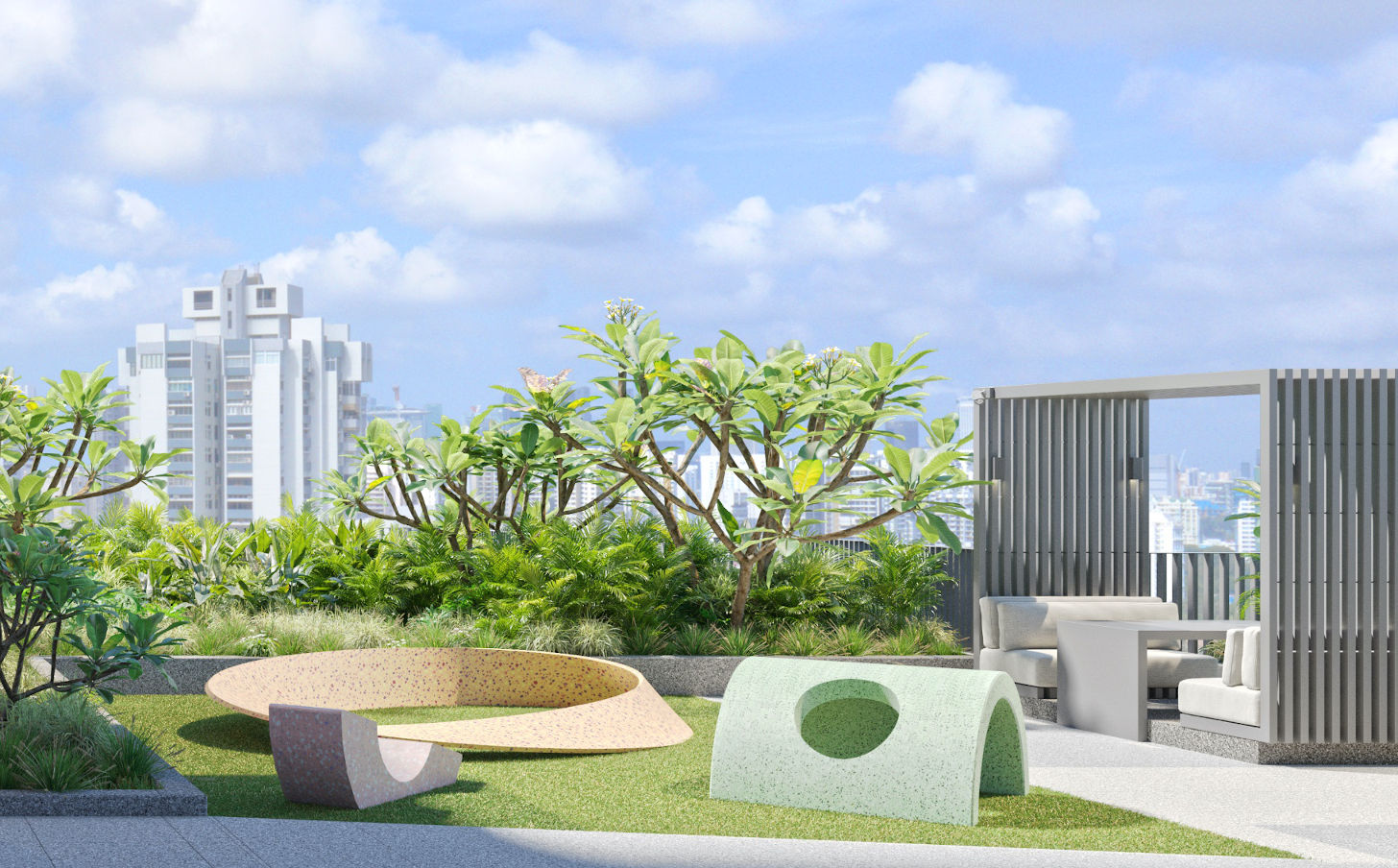 The Sky Terrace