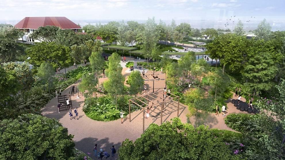 Bukit Canberra Integrated Hub in Sembawang