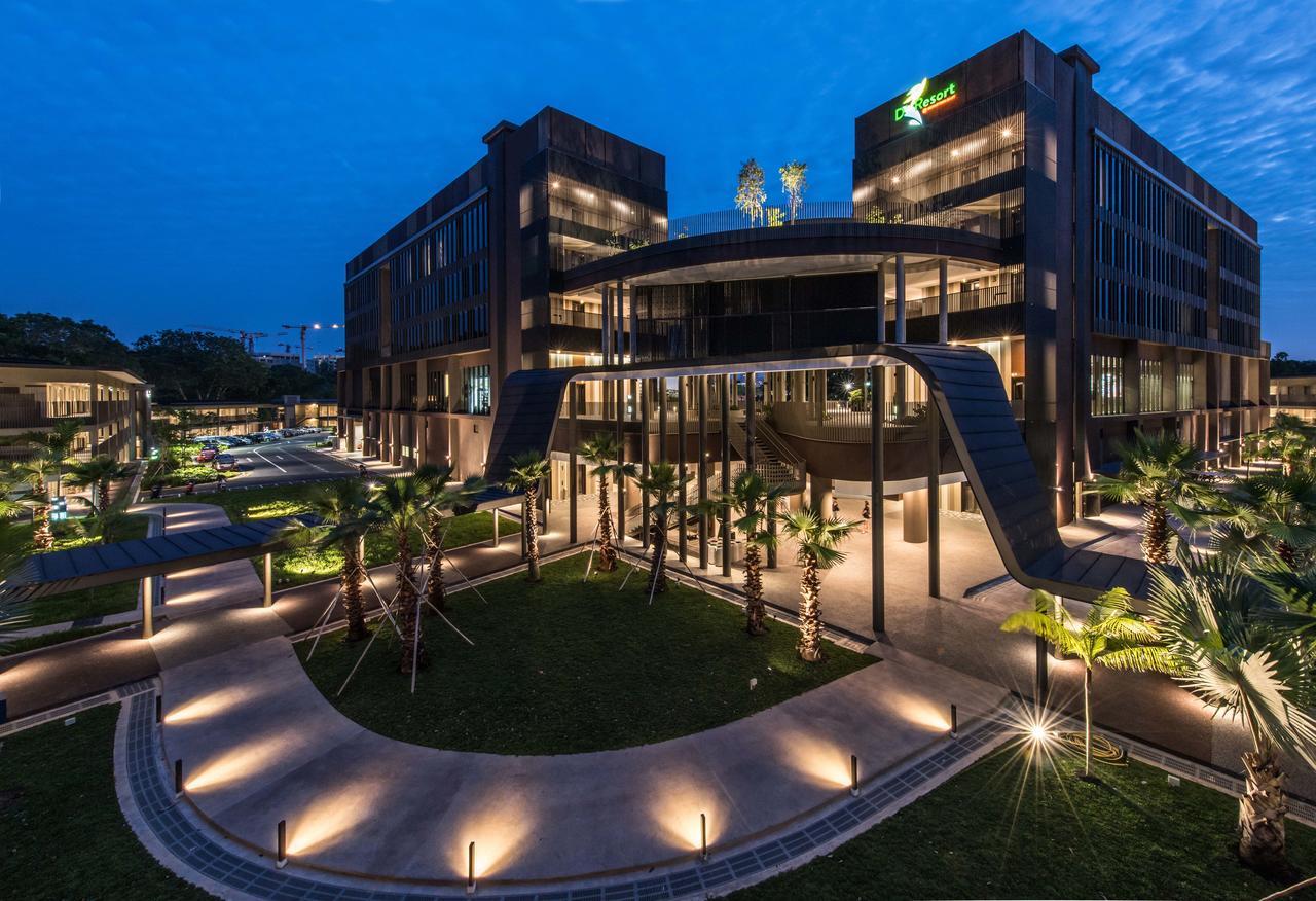 D'Resort at Downtown East Pasir Ris