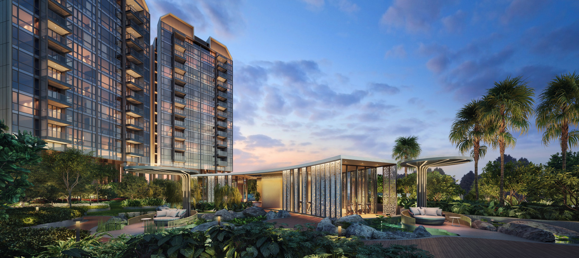 Hyll on Holland Condo Clubhouse & Facilities
