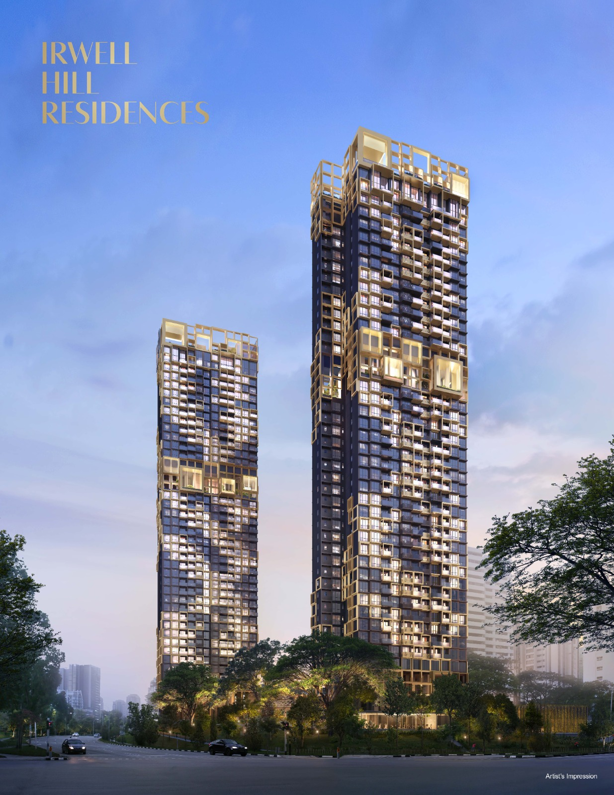 Irwell Hill Residences Towers