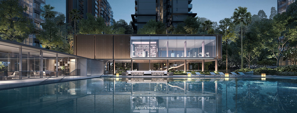 Jadescape by Qingjian Realty Pte Ltd . Developer for Forett @ Bukit Timah