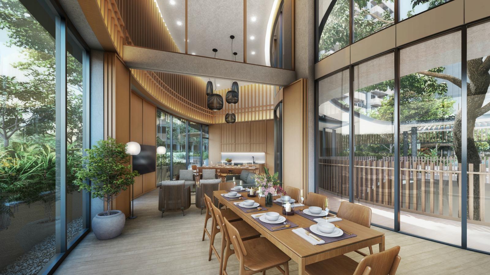Ki Residence Clubhouse